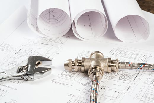 Plumbing and Heating Design-Build Services
